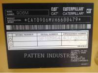 CATERPILLAR WHEEL LOADERS/INTEGRATED TOOLCARRIERS 906M equipment  photo 13