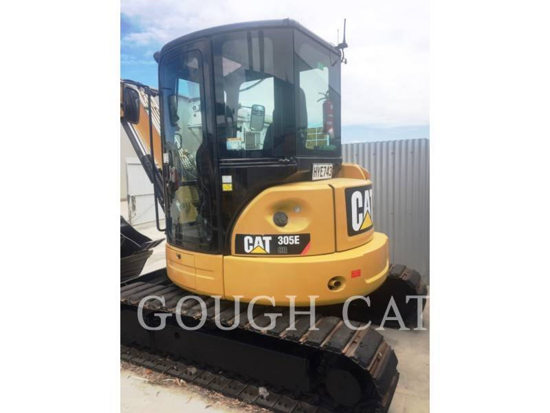 CATERPILLAR MINING SHOVEL / EXCAVATOR 305E CR equipment  photo 2