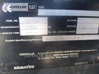 KOMATSU LTD. RADLADER/INDUSTRIE-RADLADER WA480LC-6 equipment  photo 7