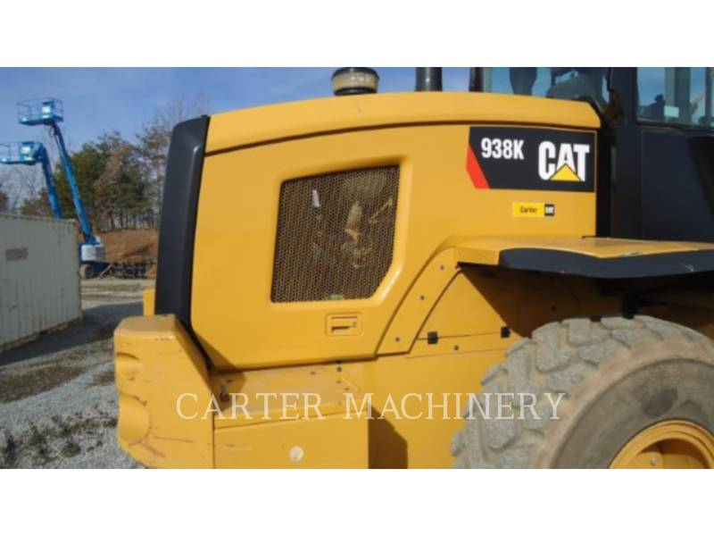 CATERPILLAR WHEEL LOADERS/INTEGRATED TOOLCARRIERS 938K 3VFS equipment  photo 6