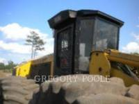 CATERPILLAR FORESTRY - FELLER BUNCHERS - WHEEL 573 equipment  photo 8