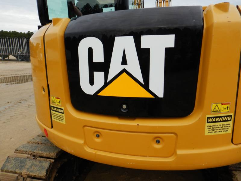 CATERPILLAR KETTEN-HYDRAULIKBAGGER 308E2CRSB equipment  photo 23