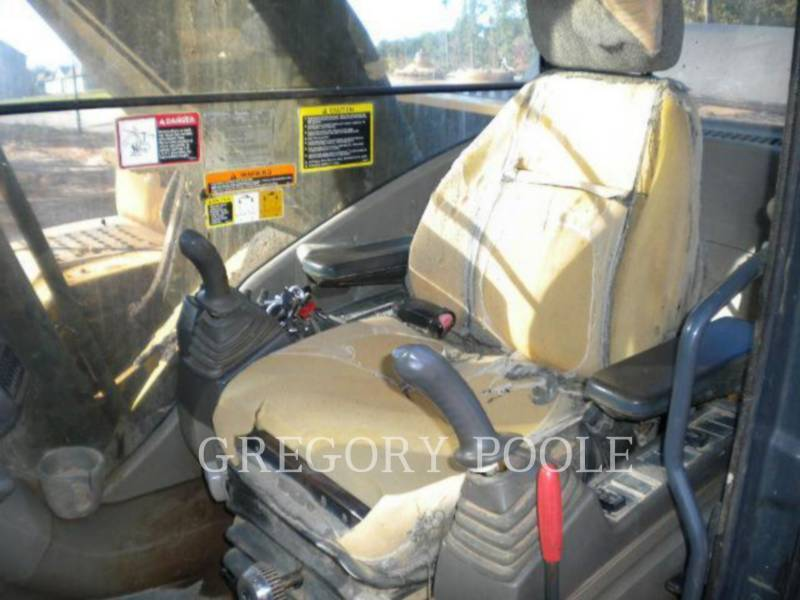 JOHN DEERE TRACK EXCAVATORS 350D LC equipment  photo 24