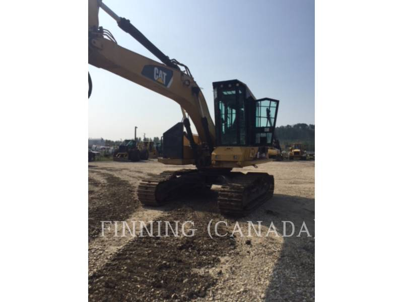 CATERPILLAR FORESTAL - EXCAVADORA 324DFMGF equipment  photo 2