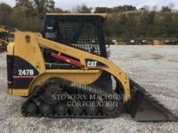 CATERPILLAR 多様地形対応ローダ 247B equipment  photo 6