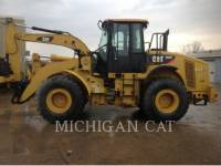 CATERPILLAR CARGADORES DE RUEDAS 950H RQ equipment  photo 6