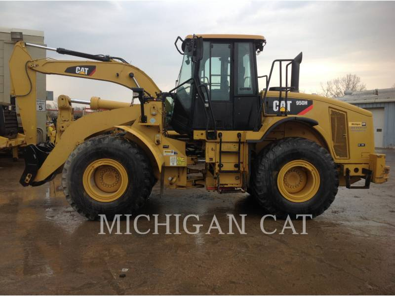 CATERPILLAR WHEEL LOADERS/INTEGRATED TOOLCARRIERS 950H RQ equipment  photo 6