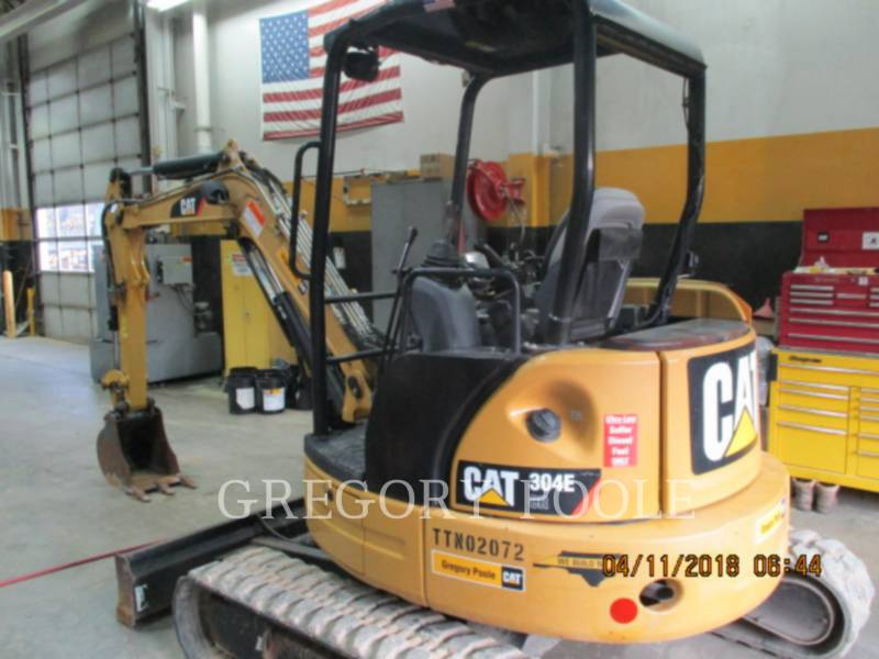 CATERPILLAR EXCAVADORAS DE CADENAS 304E CR equipment  photo 5