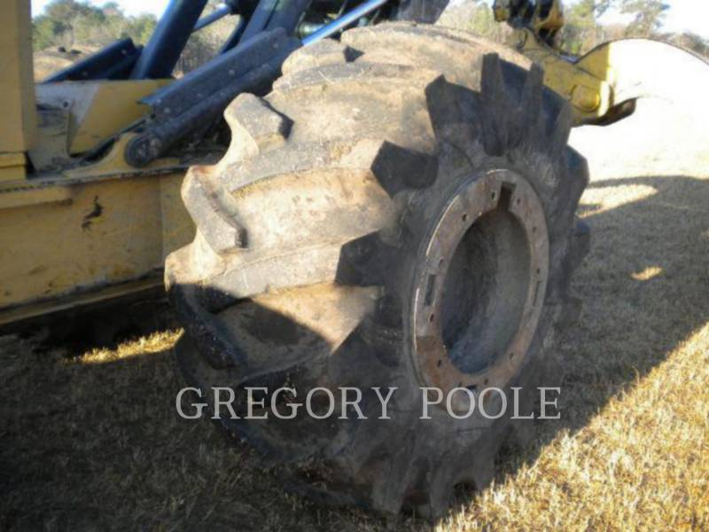 CATERPILLAR FORESTRY - SKIDDER 545C equipment  photo 19