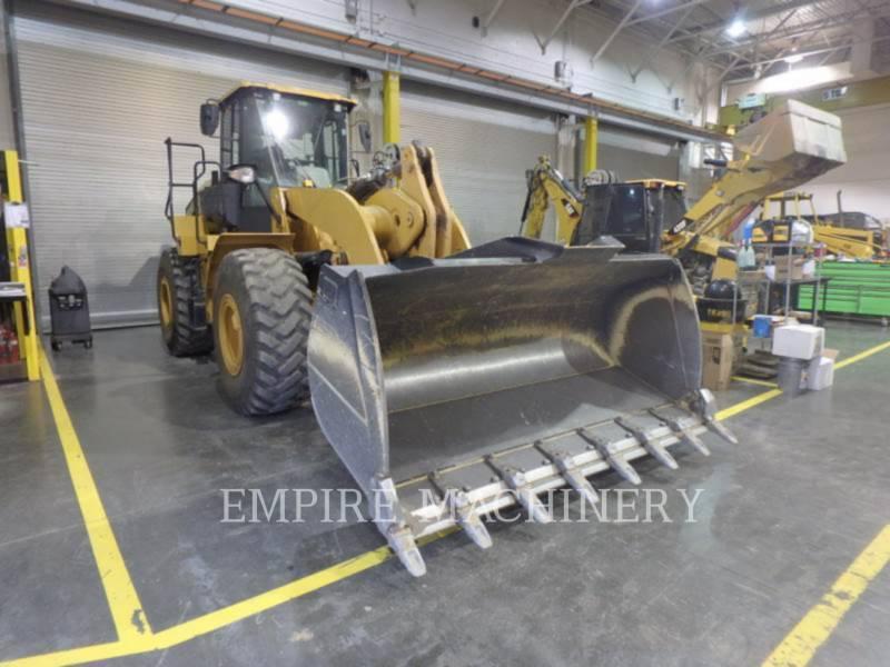 CATERPILLAR RADLADER/INDUSTRIE-RADLADER 950GC equipment  photo 1