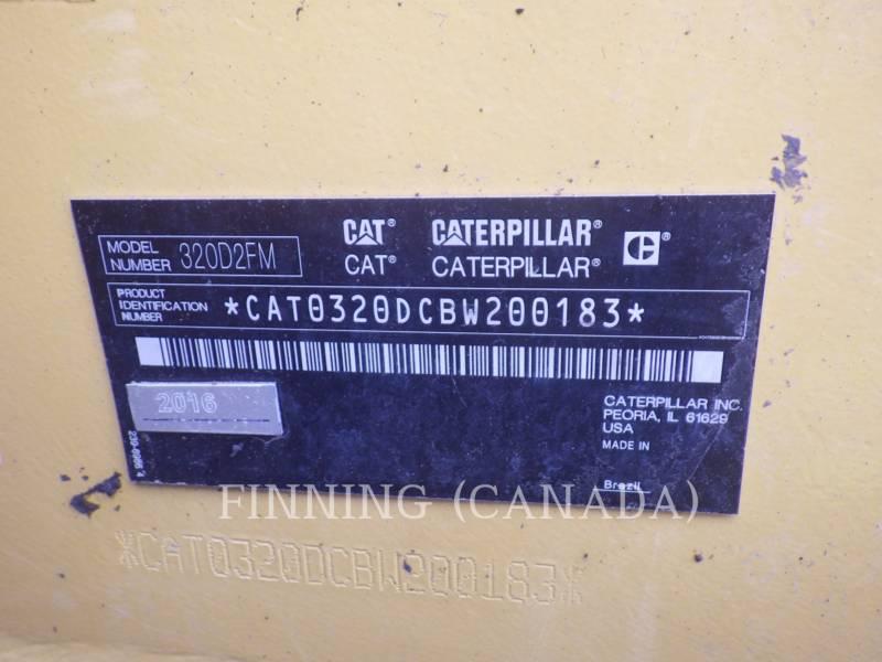 OTHER Silvicoltura - Processore 320D2FMGF equipment  photo 7