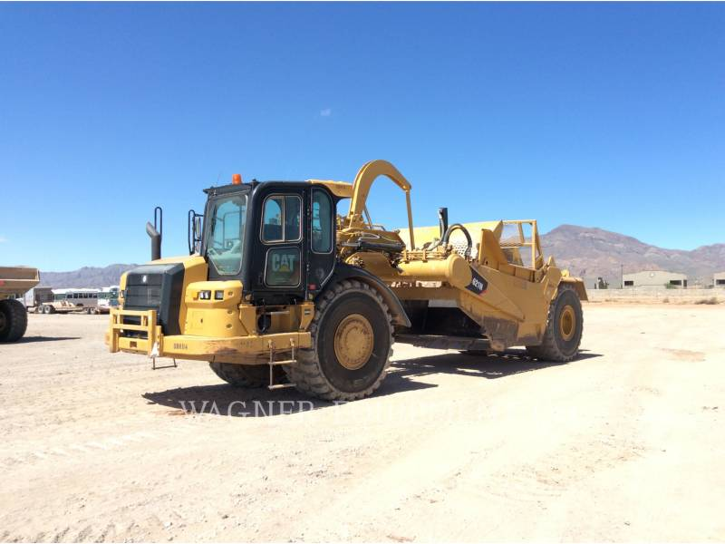 CATERPILLAR MOTOESCREPAS 621H equipment  photo 1