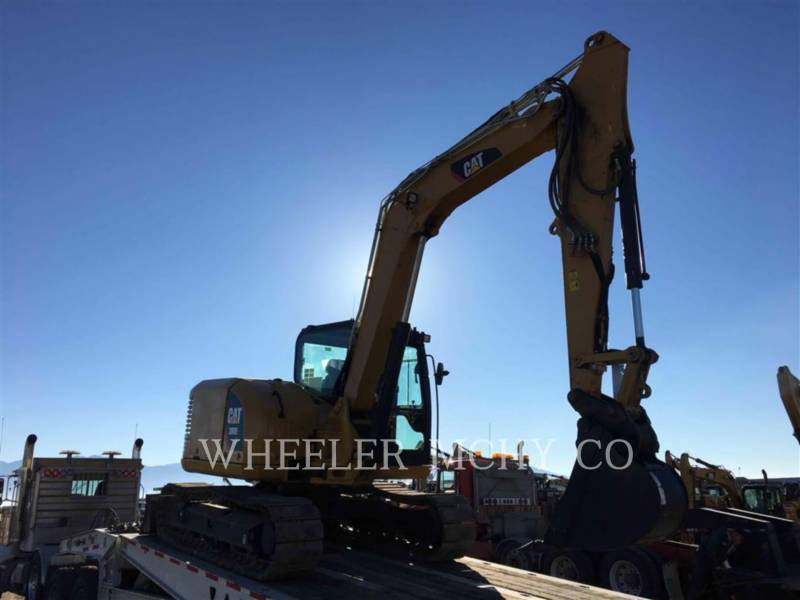 CATERPILLAR PELLES SUR CHAINES 308E2 TH equipment  photo 2