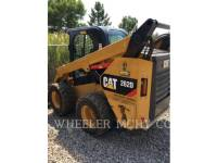 CATERPILLAR SCHRANKLADERS 262D C3HF2 equipment  photo 3