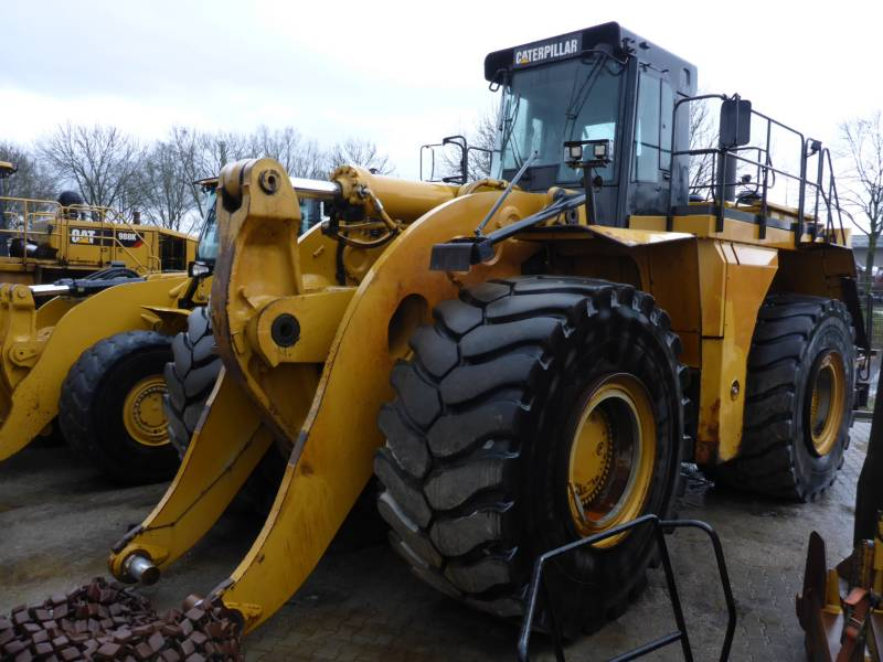CATERPILLAR WHEEL LOADERS/INTEGRATED TOOLCARRIERS 990H equipment  photo 2