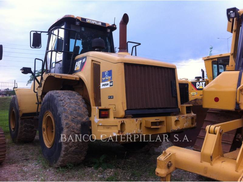 CATERPILLAR CARGADORES DE RUEDAS 950H equipment  photo 2