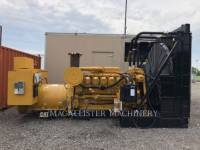 CATERPILLAR STATIONARY GENERATOR SETS 3512B equipment  photo 1
