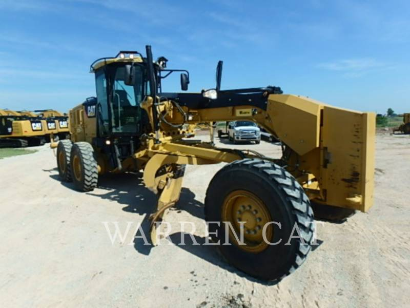 CATERPILLAR MOTORGRADER 140M2 equipment  photo 3