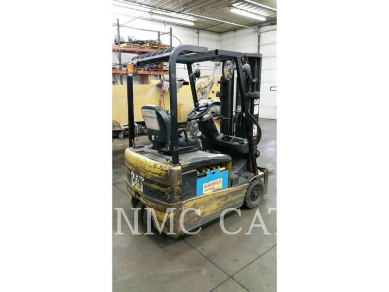 CATERPILLAR LIFT TRUCKS CHARIOTS À FOURCHE ET3000 equipment  photo 1