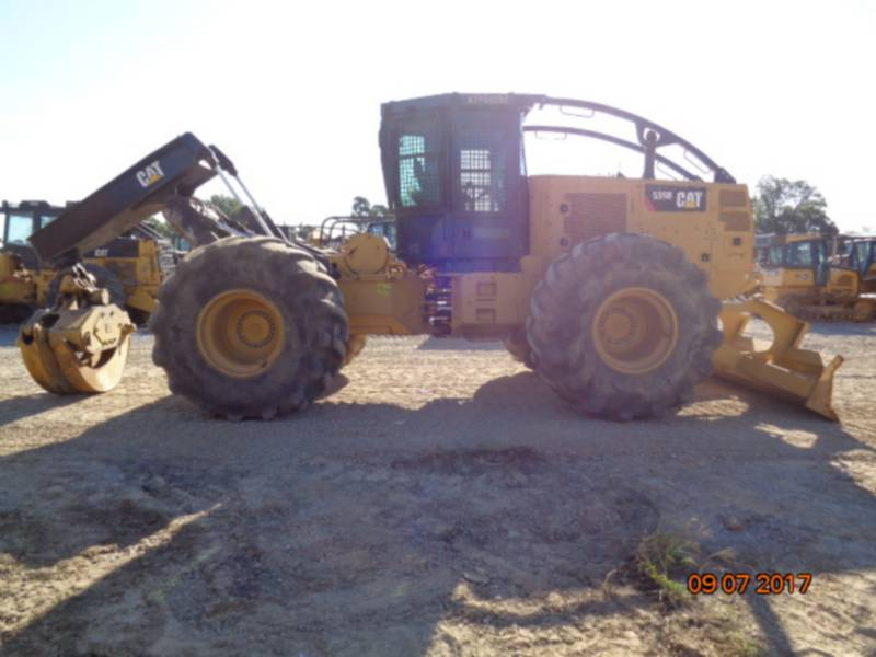 CATERPILLAR FORESTRY - SKIDDER 535D equipment  photo 8