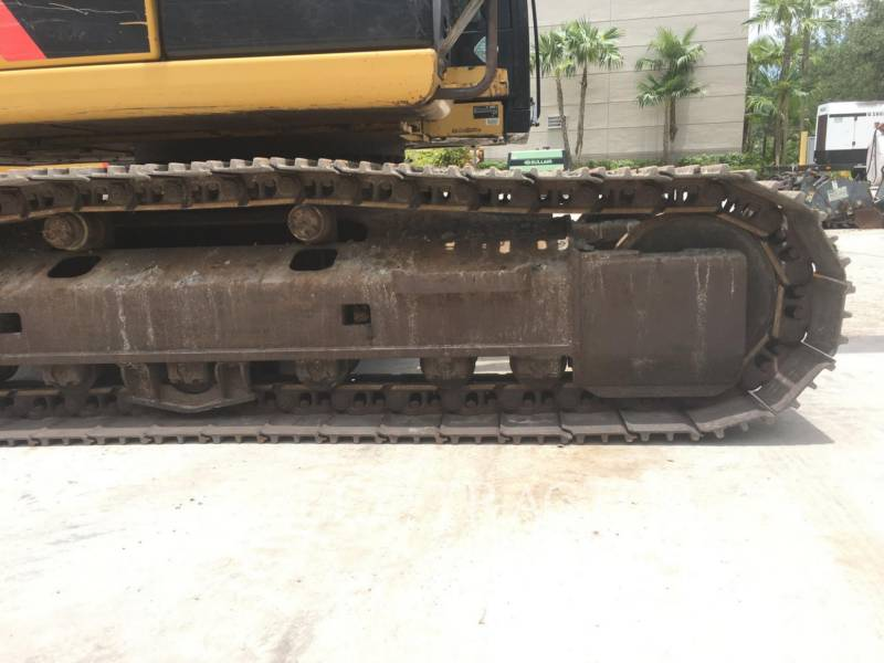 CATERPILLAR PELLES SUR CHAINES 318EL equipment  photo 8