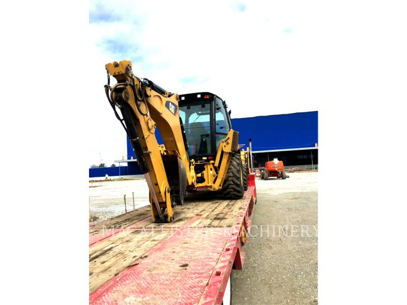 CATERPILLAR BACKHOE LOADERS 420 F equipment  photo 4