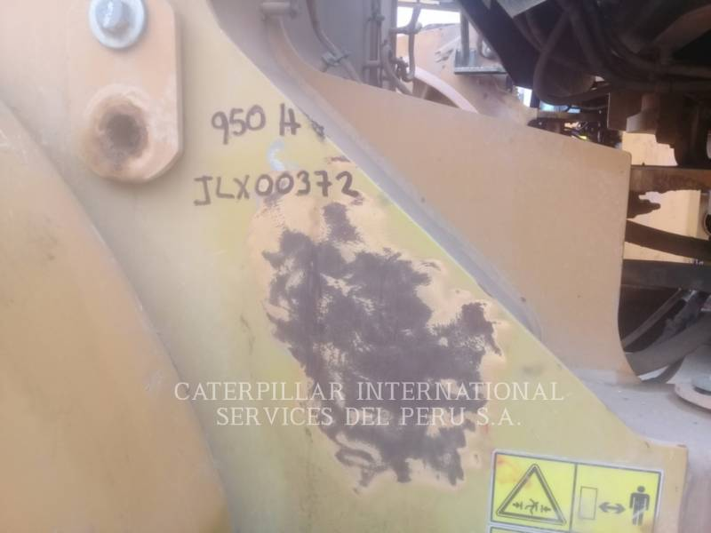 CATERPILLAR PALE GOMMATE/PALE GOMMATE MULTIUSO 950H equipment  photo 11