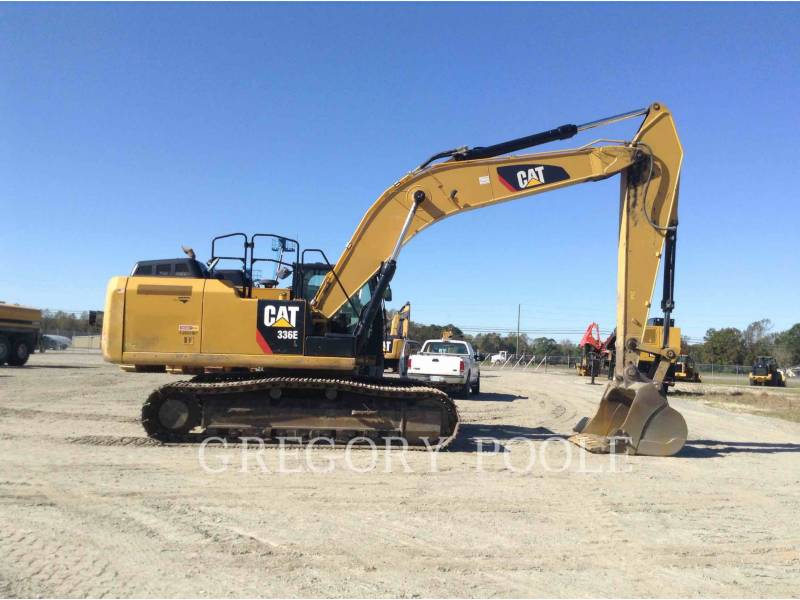CATERPILLAR TRACK EXCAVATORS 336E L equipment  photo 7