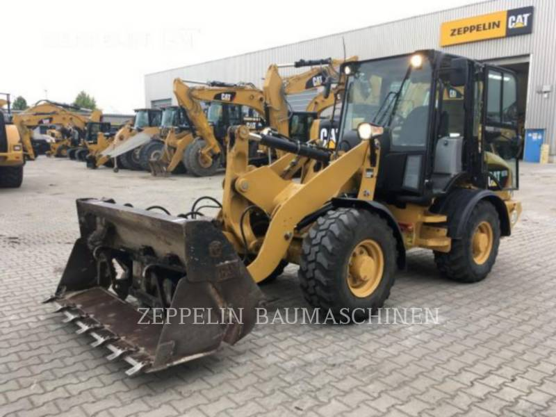 CATERPILLAR WHEEL LOADERS/INTEGRATED TOOLCARRIERS 907H2 equipment  photo 1
