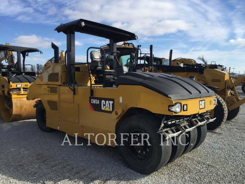 CATERPILLAR ASPHALT PRODUCTION CW34 equipment  photo 1