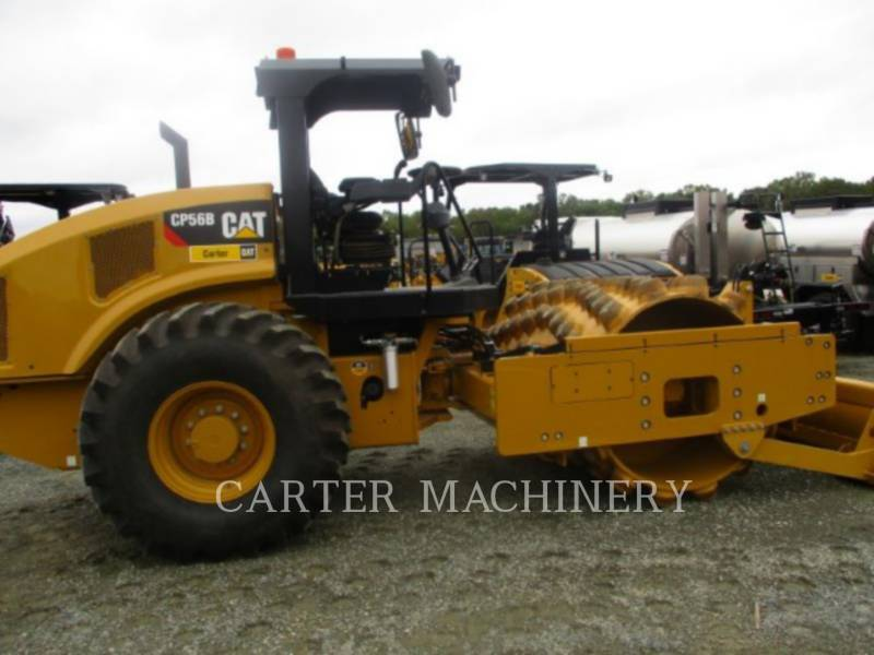 CATERPILLAR COMPACTORS CP56B CY equipment  photo 4