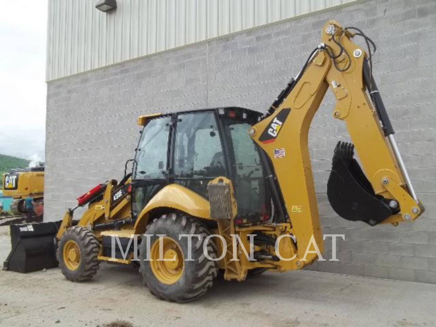 Detail photo of 2012 Caterpillar 430F from Construction Equipment Guide