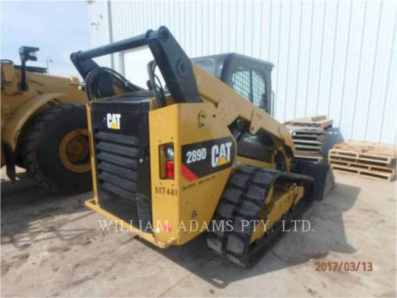 CATERPILLAR 多様地形対応ローダ 289D equipment  photo 4