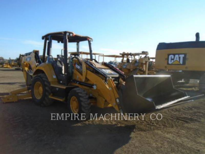 CATERPILLAR バックホーローダ 420F24EOIP equipment  photo 1