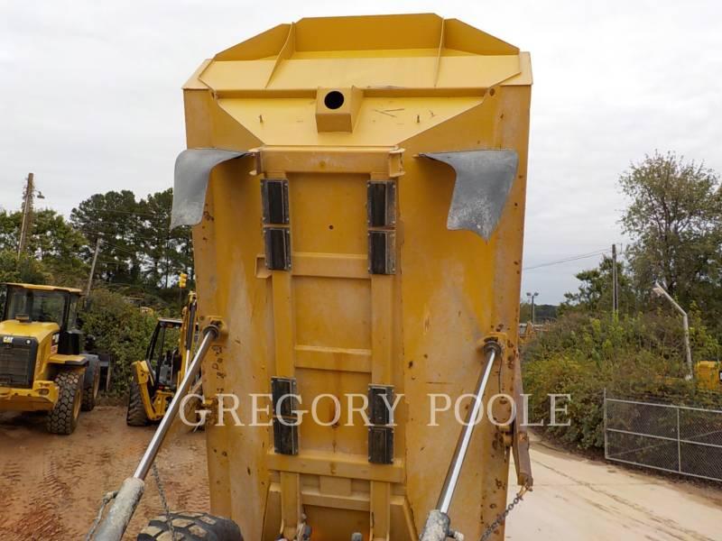 CATERPILLAR CAMIONES ARTICULADOS 740B equipment  photo 13