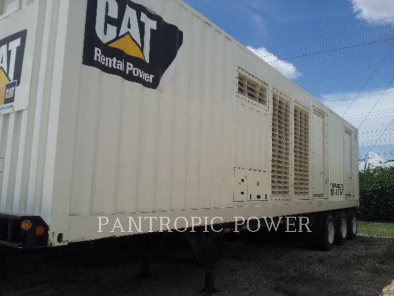 CATERPILLAR POWER MODULES (OBS) XQ2000 3516C equipment  photo 1