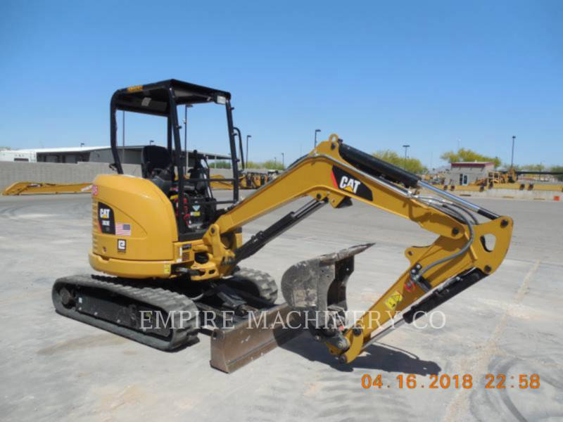 CATERPILLAR EXCAVADORAS DE CADENAS 303E OR equipment  photo 1