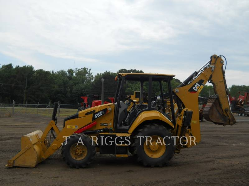 CATERPILLAR TERNE 415F 4 equipment  photo 2