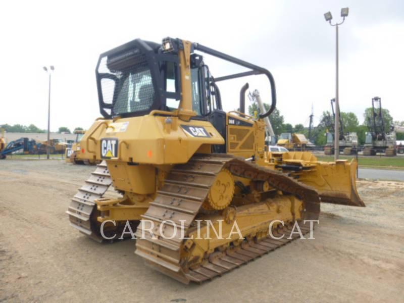 CATERPILLAR TRACK TYPE TRACTORS D6N LGP equipment  photo 4