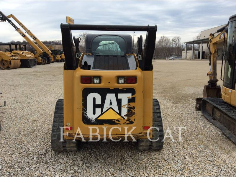 CATERPILLAR CARGADORES MULTITERRENO 289C2 equipment  photo 3