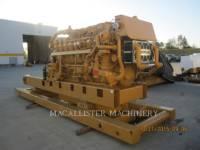 CATERPILLAR STATIONARY GENERATOR SETS 3516C equipment  photo 3