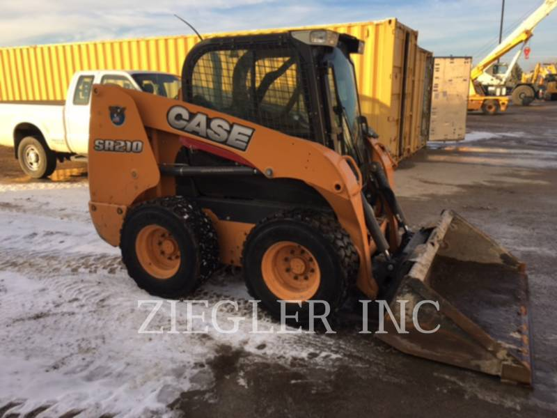 CASE/NEW HOLLAND SKID STEER LOADERS SR210 equipment  photo 2
