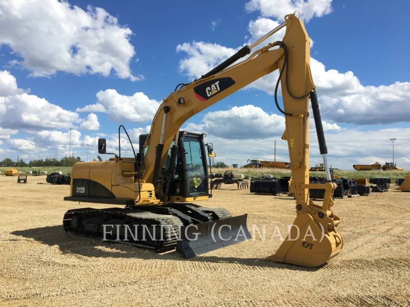 CATERPILLAR ESCAVATORI CINGOLATI 312DL equipment  photo 2