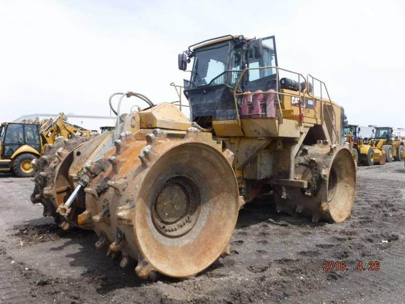 CATERPILLAR COMPATTATORI 836K equipment  photo 1