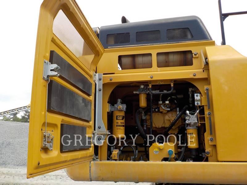 CATERPILLAR PELLES SUR CHAINES 349F L equipment  photo 15