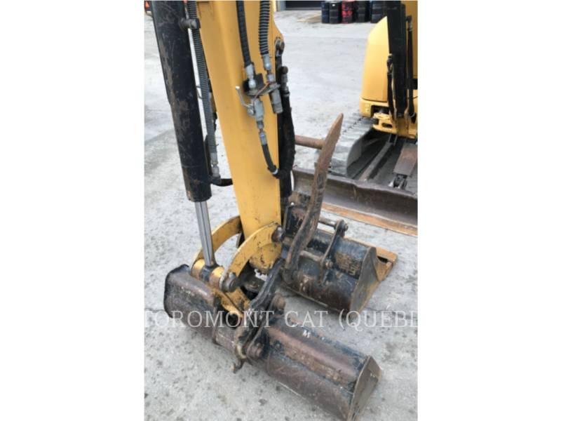 CATERPILLAR TRACK EXCAVATORS 304CCR equipment  photo 7