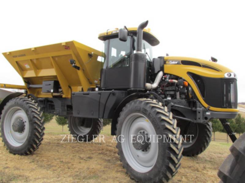 AG-CHEM FLOATERS RG1100B equipment  photo 1