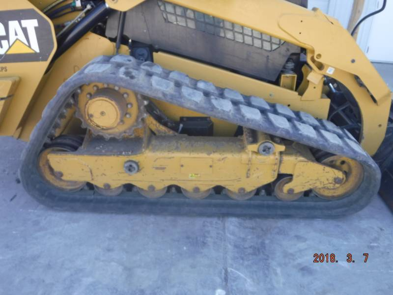 CATERPILLAR 多様地形対応ローダ 299D equipment  photo 9