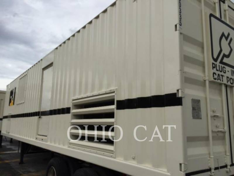 CATERPILLAR POWER MODULES (OBS) XQ2000 equipment  photo 1