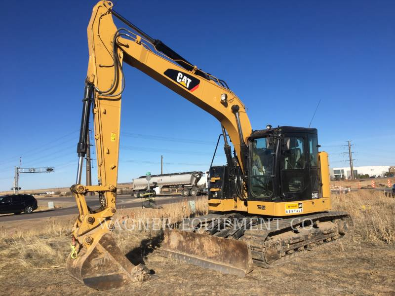 Caterpillar EXCAVATOARE PE ŞENILE 314ELCR equipment  photo 1